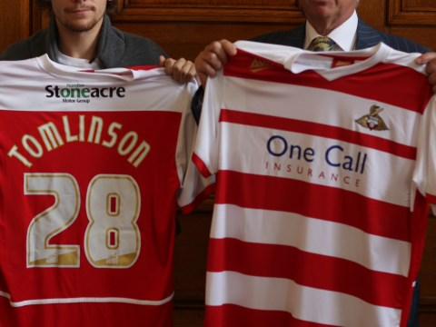 One Direction's Louis Tomlinson asks fans and football lovers to give cash to Doncaster Rovers