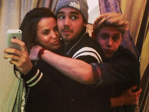 Liam Payne confirms he's back with girlfriend Sophia Smith with couple selfie on Instagram