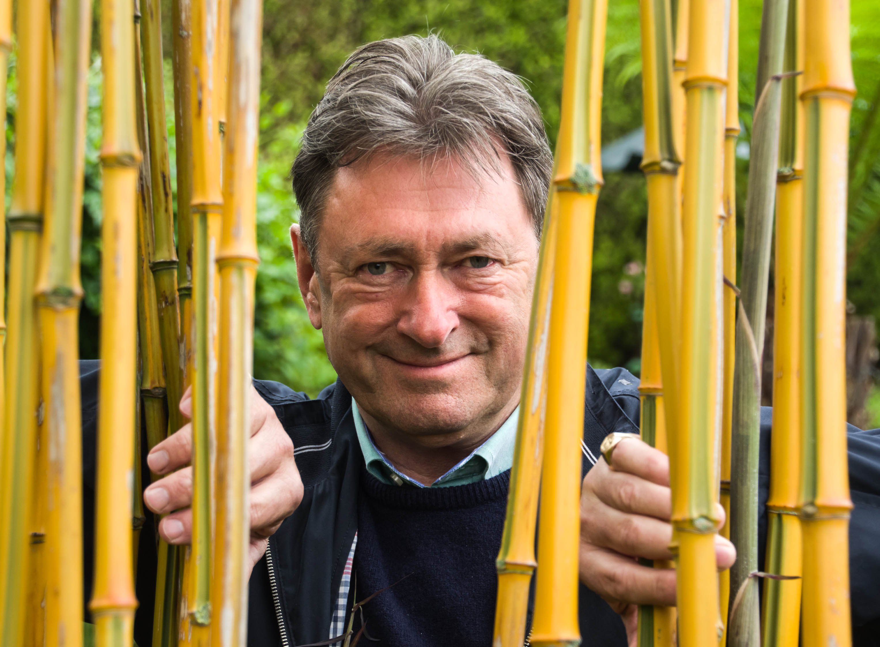 Alan Titchmarsh plans gardening version of the Great British Bake Off