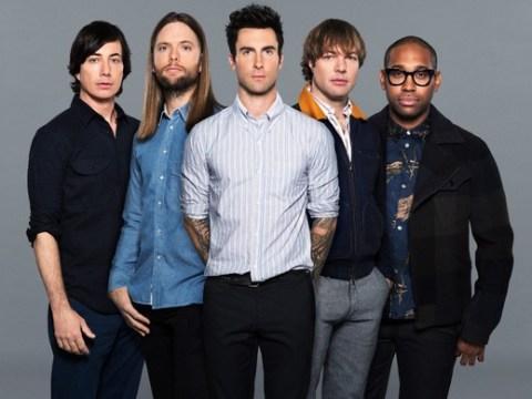 New music alert: Maroon 5 premiere single Maps ahead of new album release