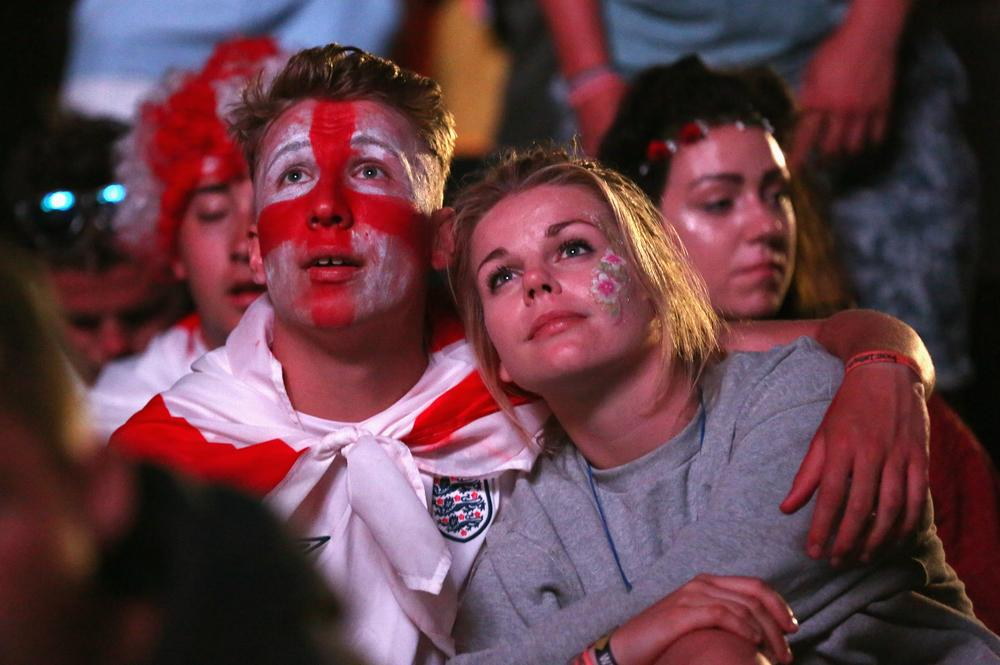 Home vs pub – Where's best to watch an England game?