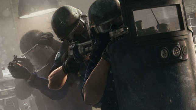 Rainbow Six: Siege – one of many big name multiplayer games this year