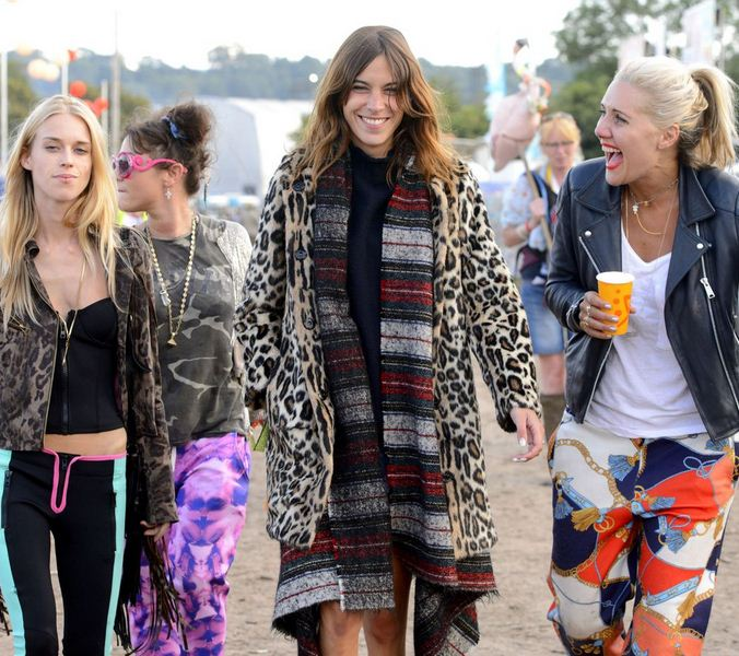 How to do this year's Glastonbury Festival like a celeb