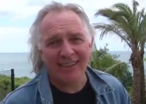 Rik Mayall dies aged 56: Comedian was 'in good spirits' on set of final film according to producer