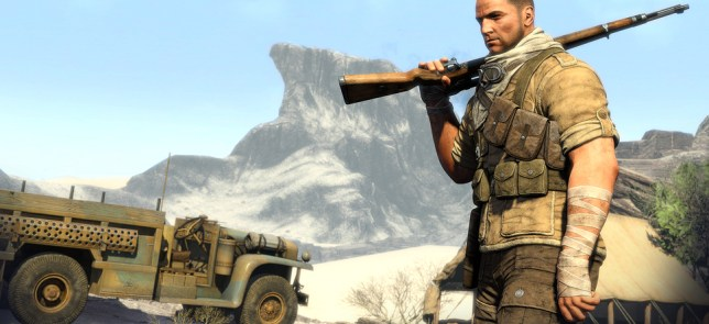 Sniper Elite III (PS4) - it shoots, but it doesn't score