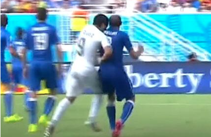 Luis Suarez COULD be banned from Liverpool matches if found guilty of World Cup bite