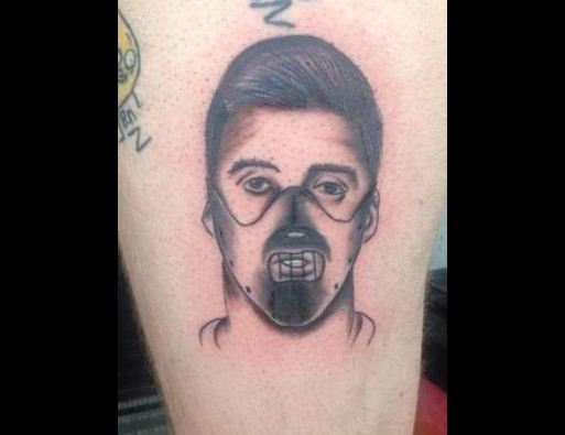 Is this the worst tattoo you've ever seen? (Picture: Twitter/@PaddyPower)