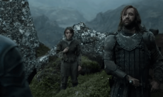 Game of Thrones season 4, Episode 10: The Children, The Houind and Arya