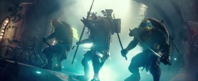 The new full trailer for Teenage Mutant Ninja Turtles is here – and we've got mixed feelings about it