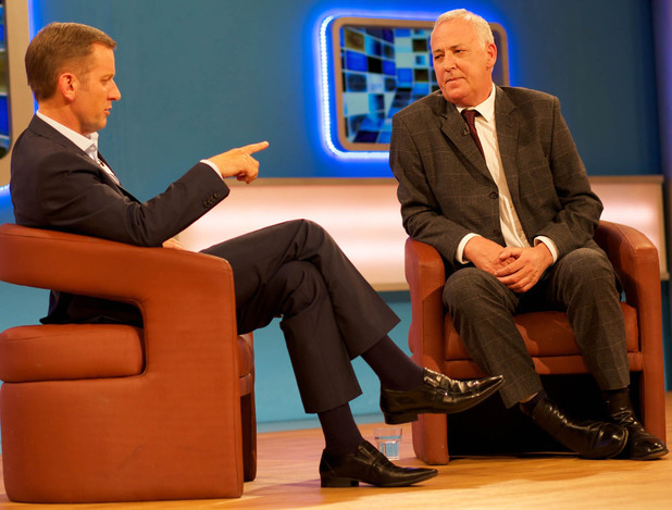 Michael Barrymore reveals to Jeremy Kyle that suicide bid was 'a cry for help'