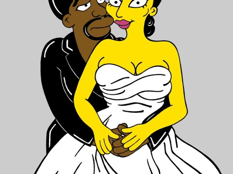 Have you STILL not seen Kim Kardashian and Kanye West in The Simpsons?