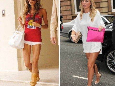 World Cup 2014: Forget England vs. Italy, it's Baden-Baden WAGs vs. 2014 WAGs