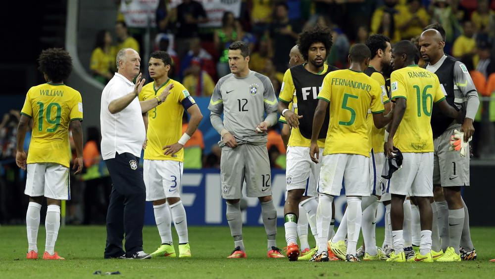 Dutch defeat merely an epilogue to Brazil's World Cup tragedy