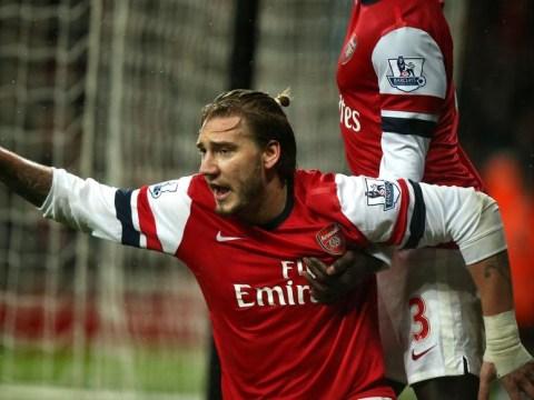 Aston Villa 'move for Arsenal misfit Nicklas Bendtner'