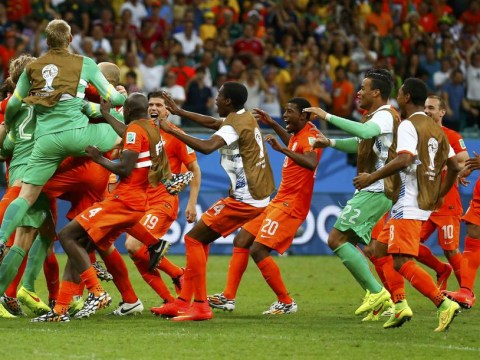 Louis van Gaal's golden substitution in bringing on Tim Krul key to Holland win against Costa Rica
