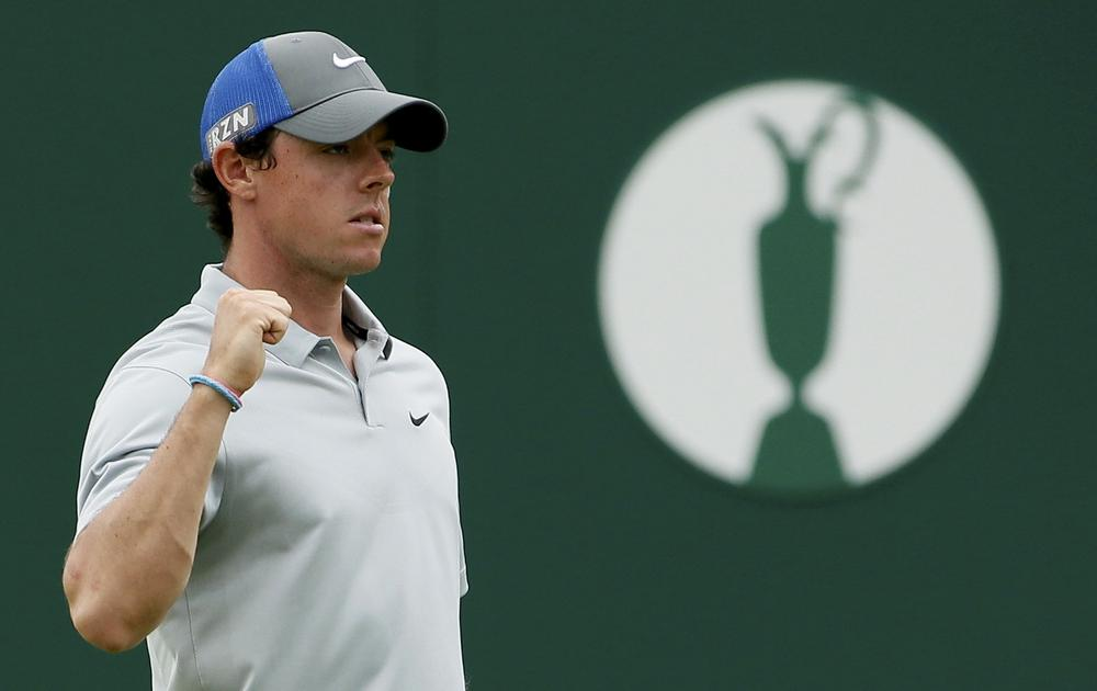 Rory McIlroy defended by Ian Poulter over autograph 'snub' following victory at The Open