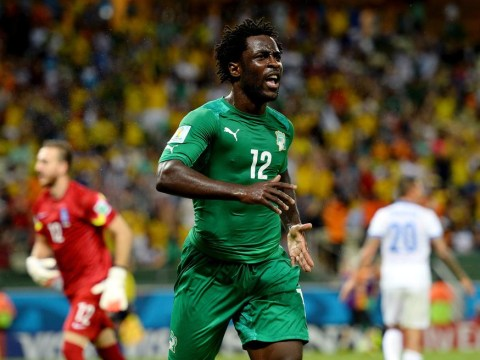 Liverpool could move for Swansea's Wilfried Bony next week when Luis Suarez transfer goes through