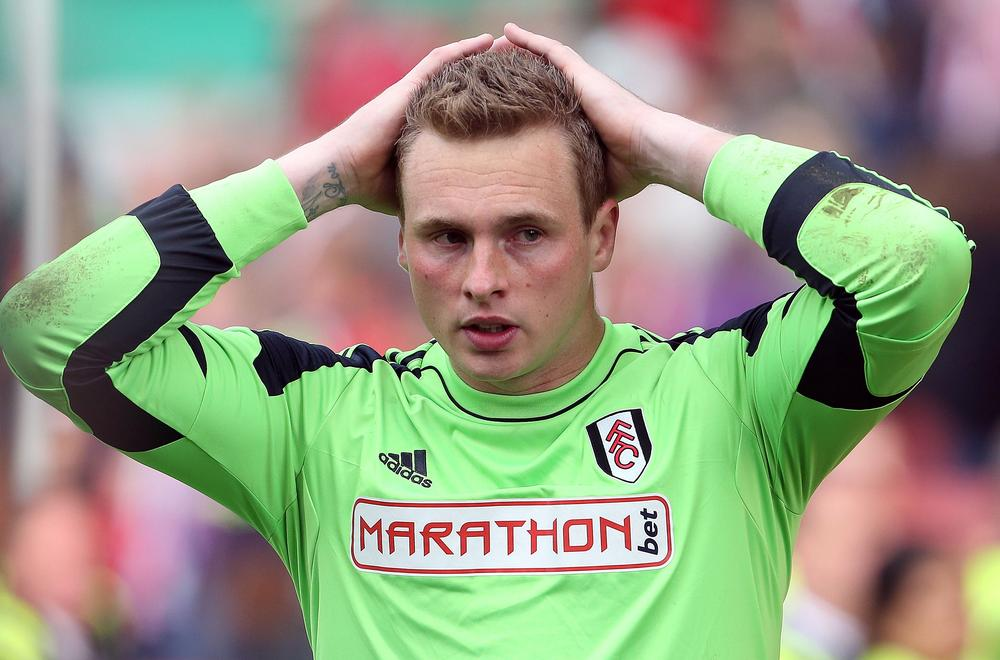 Could Fulham boss Felix Magath be making a huge mistake selling David Stockdale to Brighton?