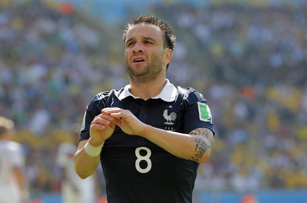 West Ham United join QPR in race for France World Cup star Mathieu Valbuena