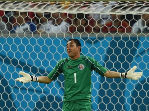 How Costa Rica's Keylor Navas became the world's most wanted goalkeeper