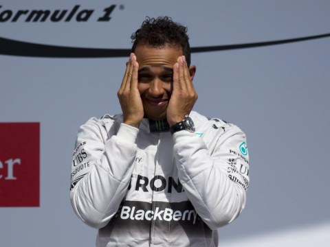 Refuelled Lewis Hamilton gives us something to celebrate at the British Grand Prix