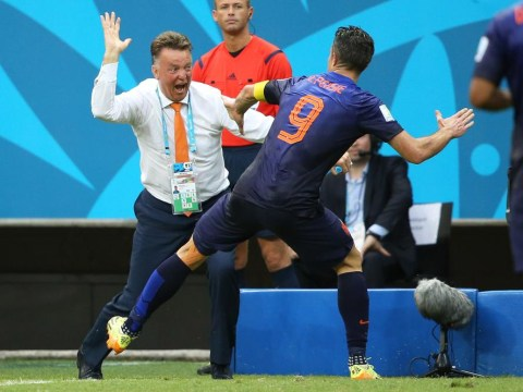 Five ways Louis van Gaal has shown he's exactly the right manager for Manchester United during World Cup 2014