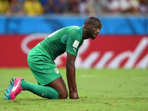 Yaya Toure set for showdown talks with Manchester City chiefs in the USA