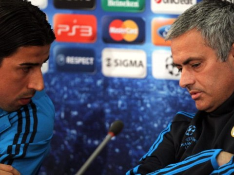 Jose Mourinho 'calls Sami Khedira to urge him to reject Arsenal for Chelsea transfer'