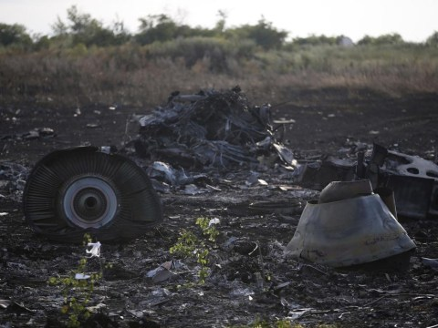 'Russian missile parts' found at MH17 crash site