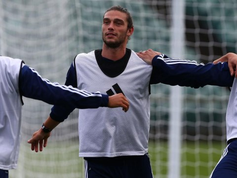 Coming home? Alan Pardew wants to lure Andy Carroll back to Newcastle