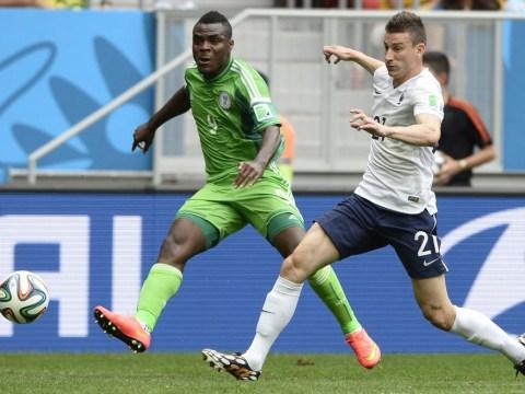 Chelsea 'offered £15m deal' for Fenerbahce striker Emmanuel Emenike
