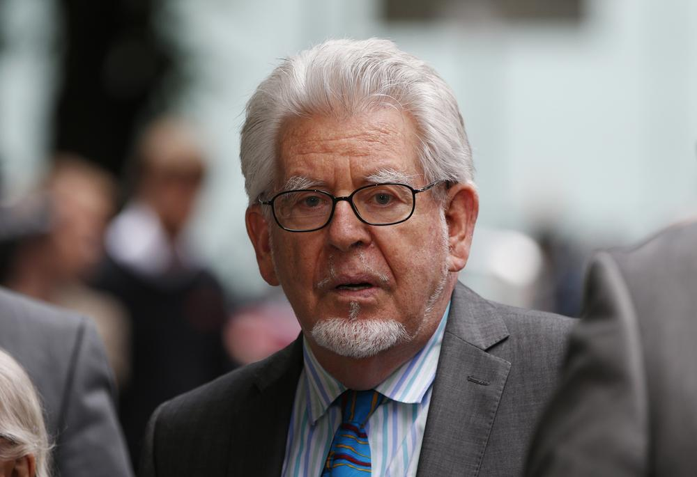 Paedophile Rolf Harris could walk free in three years, as even Vanessa Feltz joins list of accusers