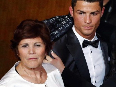 Cristiano Ronaldo's mother admits she tried to abort Real Madrid star using alcohol while pregnant