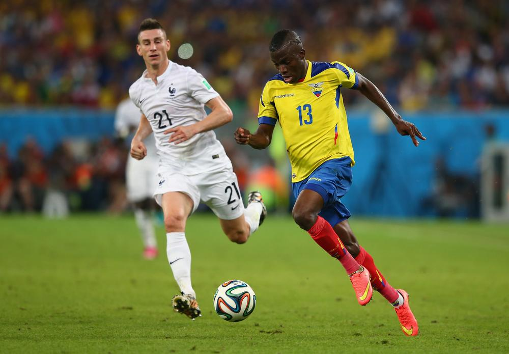 West Ham 'leading the chase' for Ecuador World Cup star Enner Valencia