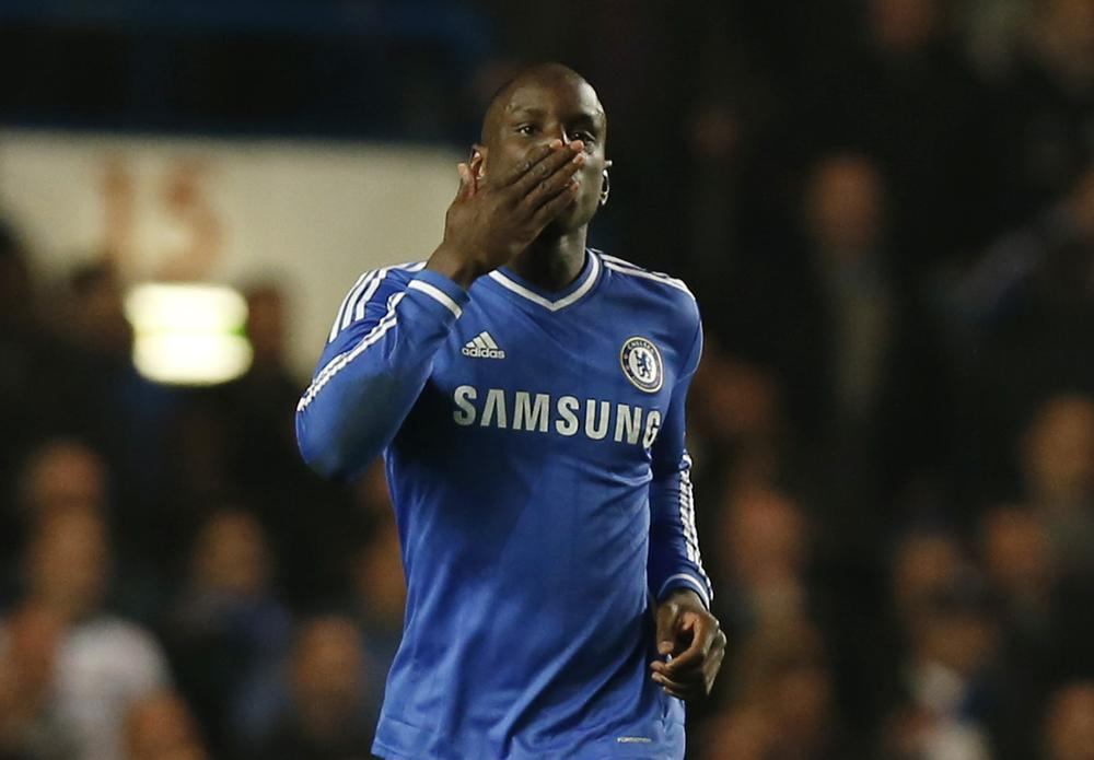 Chelsea 'agree sale' of Demba Ba to Turkish side Besiktas after bagging Diego Costa