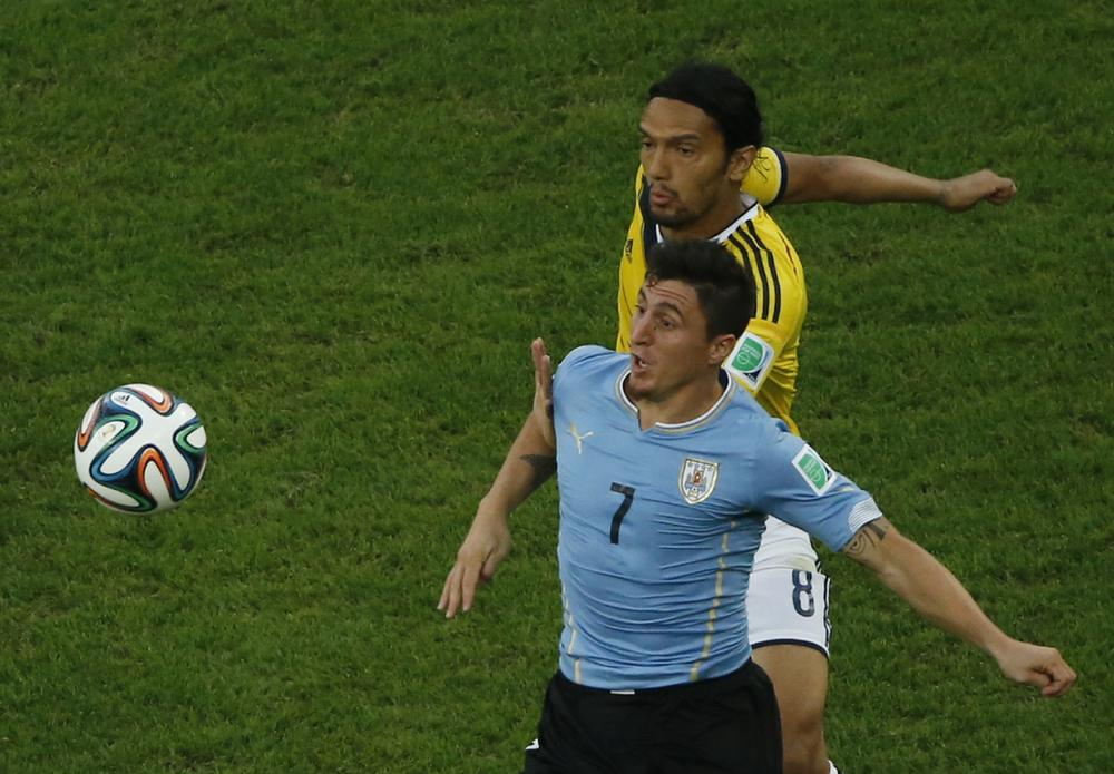 Atletico Madrid's Cristian Rodriguez could be a great signing for Sunderland