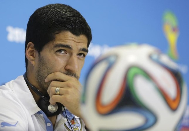 Luis Suarez looks set to be joining Barcelona this summer (Picture: Getty)