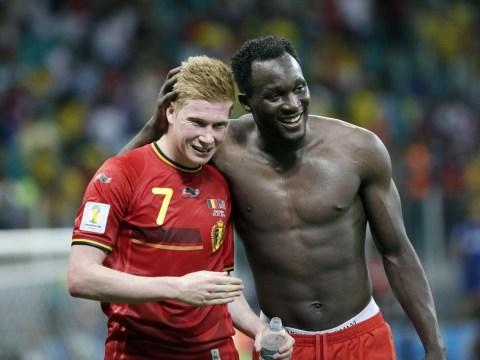 Romelu Lukaku's late cameo key to Belgium World Cup glory
