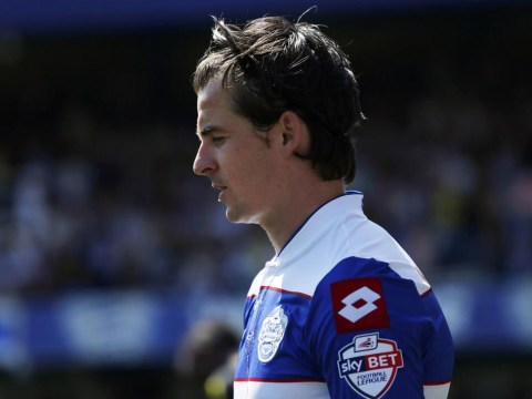 Happy to help: Joey Barton offers his services to England after renouncing international retirement