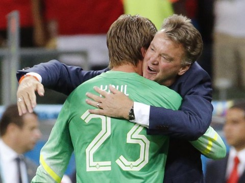 Why Louis van Gaal did exactly what Sir Alex Ferguson should have done
