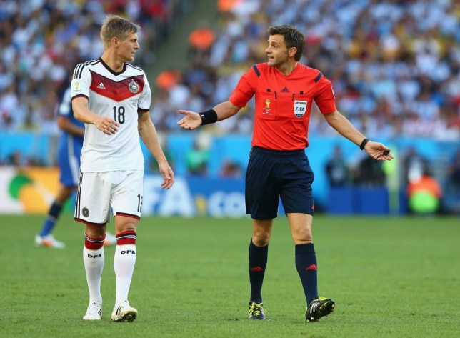 Castrol Index: Toni Kroos best player in Brazil World Cup, Messi