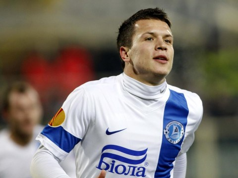 West Ham's opening bid for Yevhen Konoplyanka 'rejected by Dnipro'