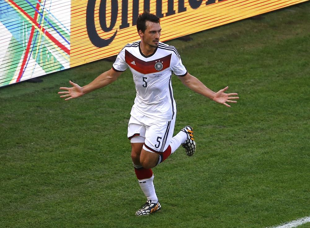 Brazil will prove to be a true test of Germany's World Cup credentials