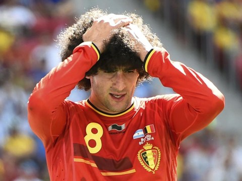 Manchester United flop Marouane Fellaini – and his 'lion hair' – wanted by Napoli chief