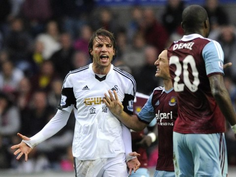 Michu's Swansea departure confirmed as Napoli chairman welcomes Spaniard