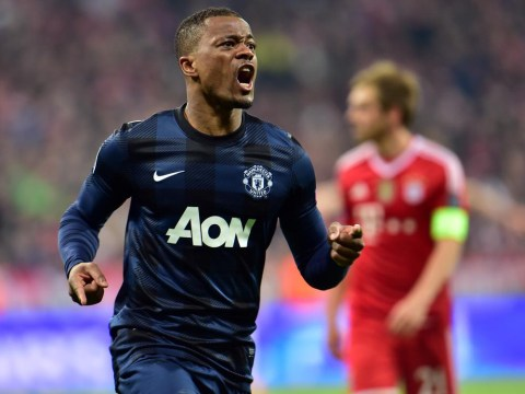 Patrice Evra will be confirmed as new Juventus player after signing two-year contract