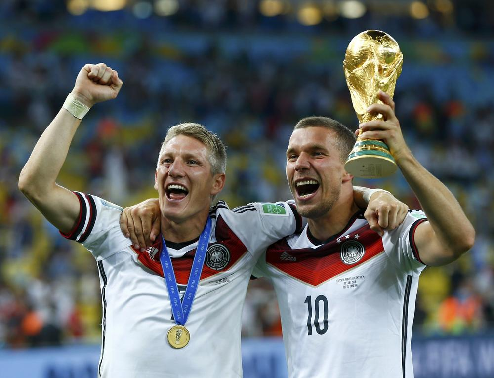 How Germany's World Cup triumph in Brazil demonstrates that change works