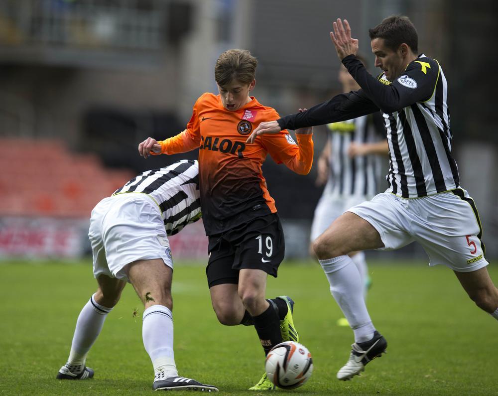Can Sporting Lisbon transform Dundee United's Ryan Gauld into next 'Cristiano Ronaldo'?