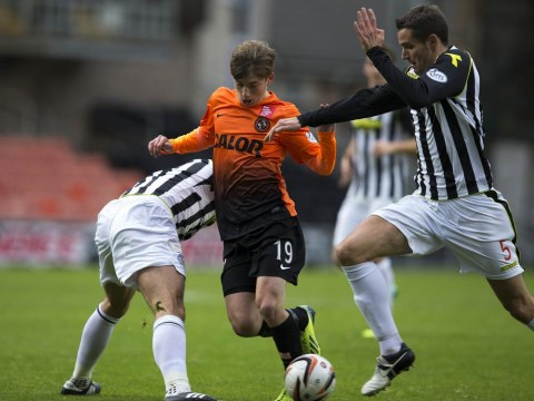 Can Sporting Lisbon transform Dundee United's Ryan Gauld into next 'Cristiano Ronaldo'?