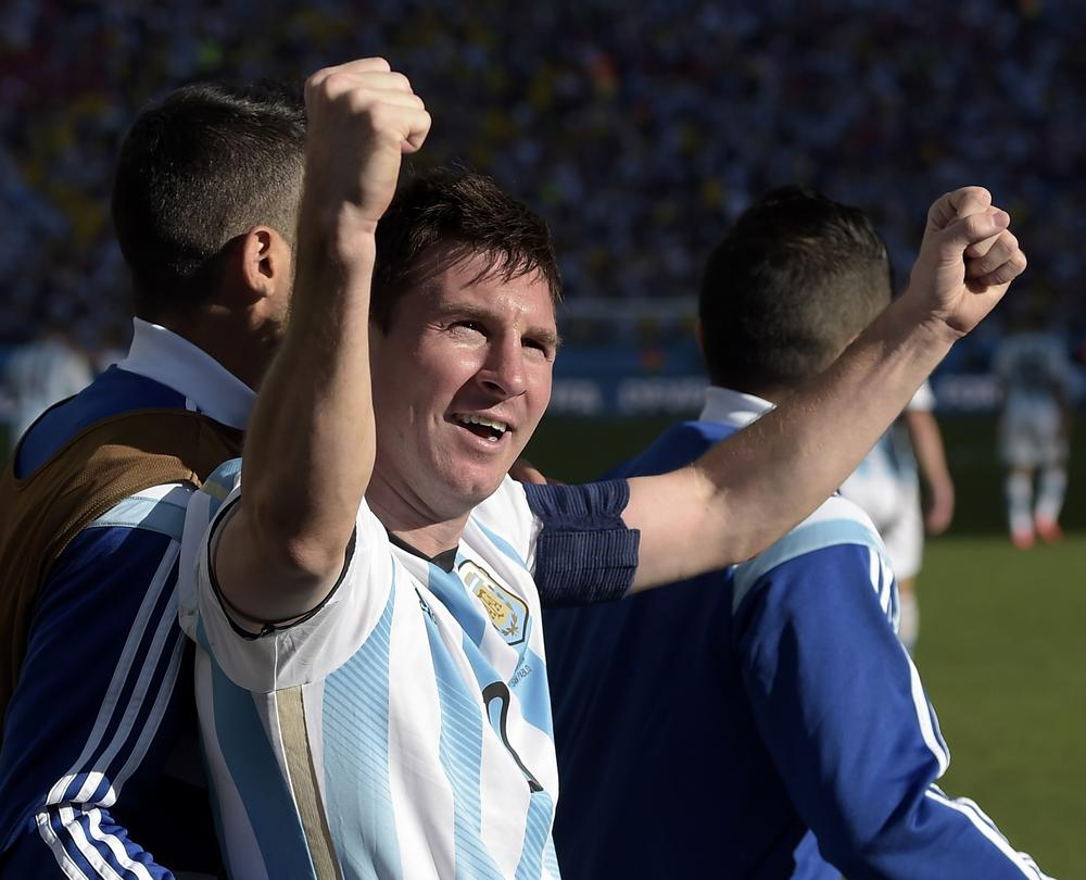 Lionel Messi magic seals it again for Argentina